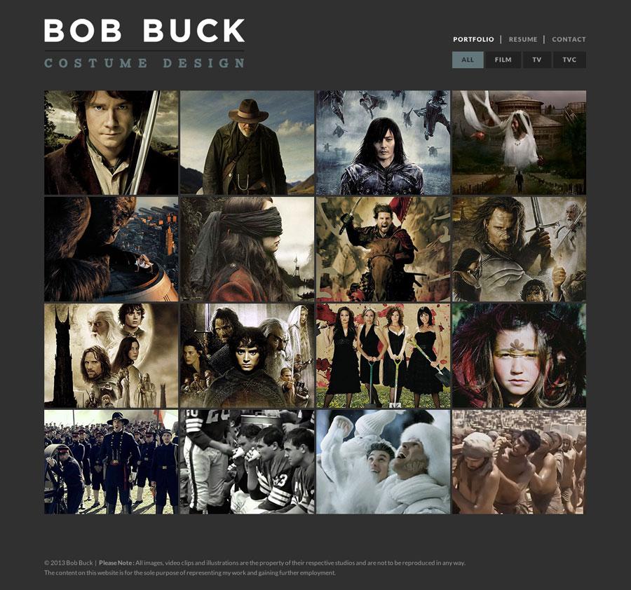 Bob Buck Costume