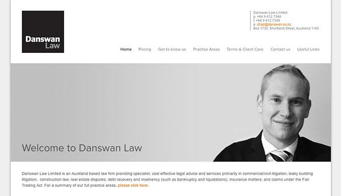 Danswan Law