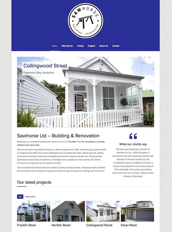 Sawhorse Ltd