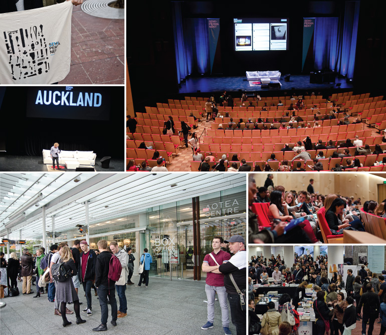 Semi Reviewed: Auckland 2013