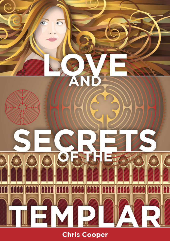 Love and Secrets of the Templar book cover